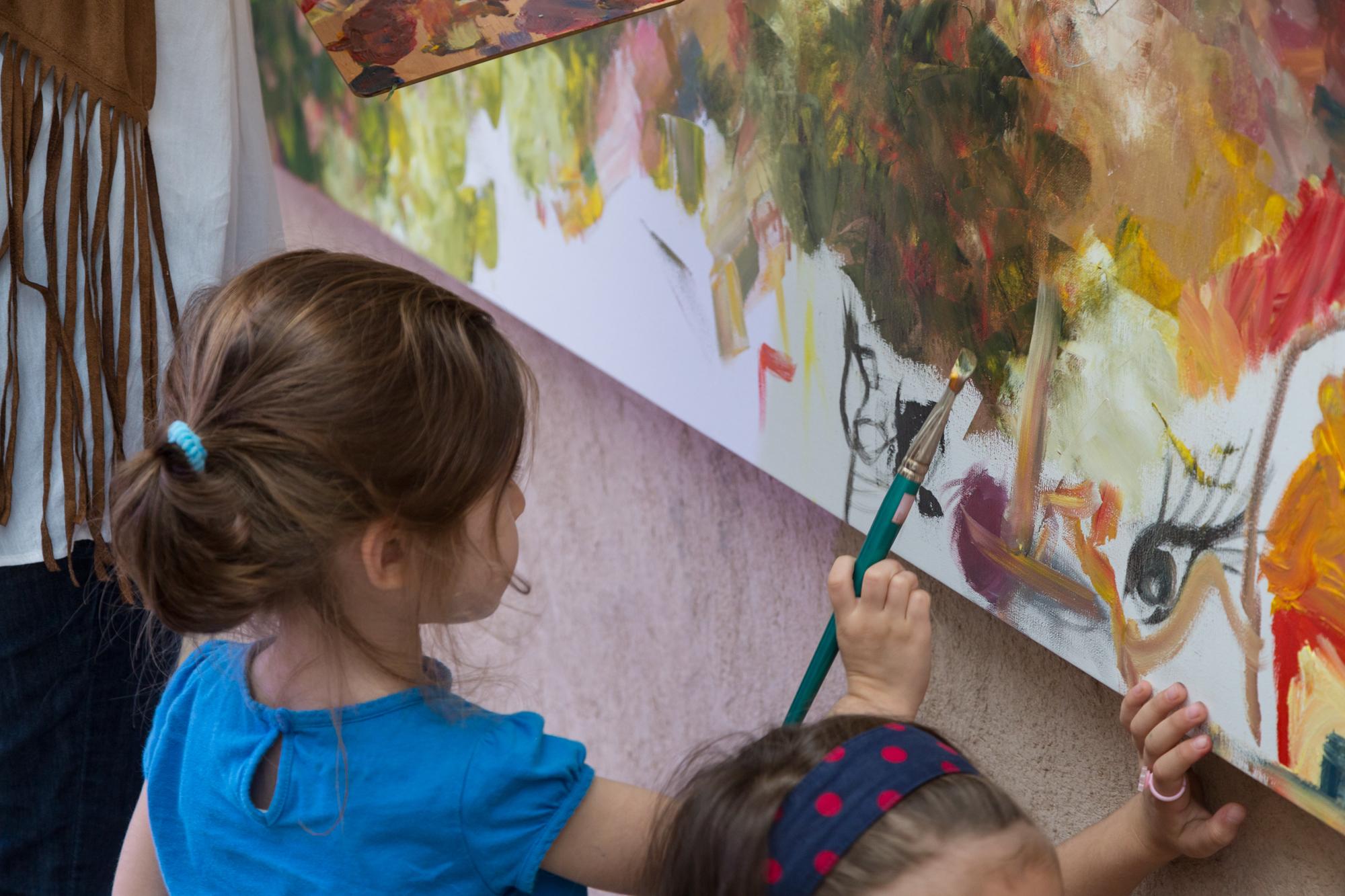 Oil Painting Activity House 8-PRSize-009