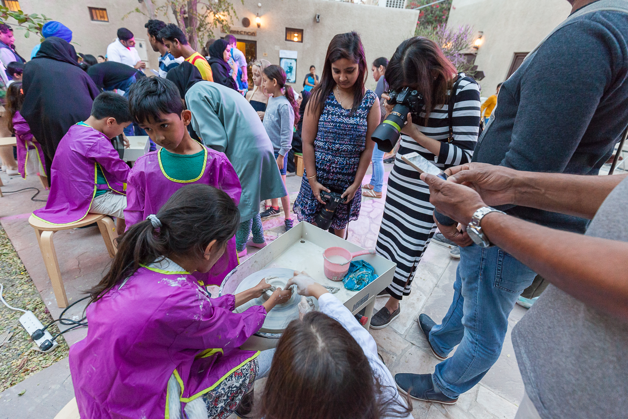 Sikka 2017 - Courtyard C - Activities - 122